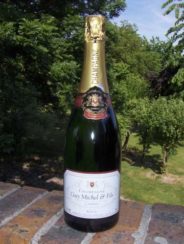 Champagne sans millésime